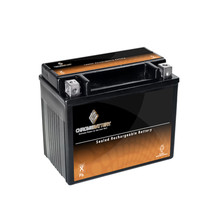 Ytx12 Bs Motorcycle Battery For Honda Cbr1100 Xx 1100 Cc 97 '00 - $39.90