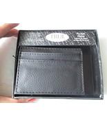 Men Pocket wallet with clip by True Gear Brand New - $7.00