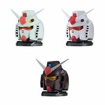 Mobile Suit Gundam EXCEED MODEL GUNDAM HEAD 2 than the normal three - $39.53