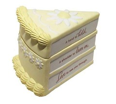 Hallmark Encouragement Keepsake Cake Trinket Box - $14.99
