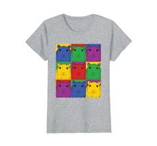 Gerbil Pop Art T-Shirt - Vintage Rodent Tee - $19.99+
