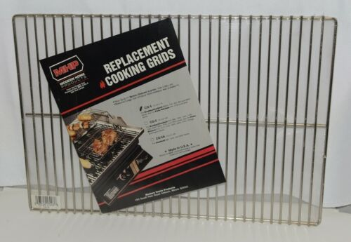 Modern Home Products CG4 Replacement Cooking Grid Nickel Chrome Plated