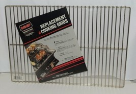 Modern Home Products CG4 Replacement Cooking Grid Nickel Chrome Plated image 1