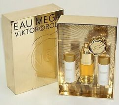 Viktor & Rolf Eau Mega Perfume 1.7 Oz Eau De Parfum Spray 3 Pcs Gift Set image 1