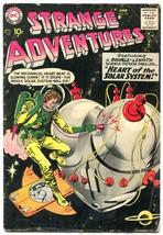 Strange Adventures #93 1958- DC Silver Age Sci Fi VG - $63.05