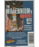 THE MILLENNIUM'S GREATEST HITS VOL 1  VARIOUS ARTISTS  NEW SEALED - $4.00
