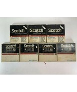 (6) Scotch 150 & 102 Reel To Reel Recording Tape Lot Prerecorded 1200' 1... - $34.64