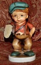 Vintage The Newsboy 30088 figurine - $10.00