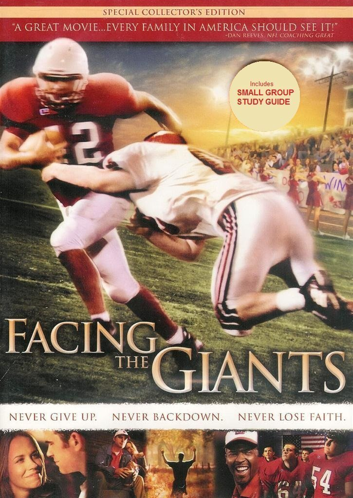 Facing the giants   special collector s edition   dvd