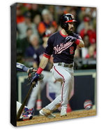 Adam Eaton 2 Run Single Game 7 of the 2019 World Series- 16x20 Photo on ... - $89.99