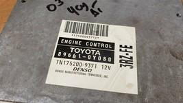 Toyota Tacoma ECM ECU BCM Computer Brain 89661-0Y080 TN 175200-9371 image 2