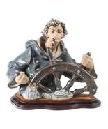 Lladro 01011325 Seaman B Porcelain Figurine Gres Retired Perfect Condition  - $1,150.00