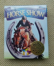 The Ride For the Blue Ribbon Horse Show Equestrian Card Game Gamewright 2007 OOP - $25.69