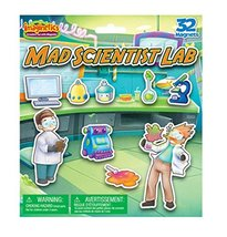 Imaginetics Mad Scientist Lab Playset – Includes 32 Magnets - $7.83