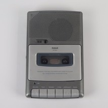 RCA Portable Recorder/Cassette Player Model RP3503 For Parts Only - $9.79