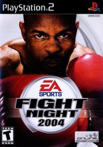 Fight Night 2004 - PlayStation 2  - $17.99
