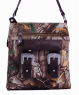 Realtree Concealed Carry Ambidextrous Camo Cros... - $47.99