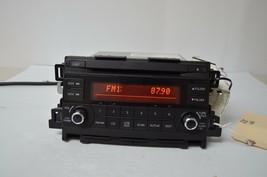 2014 MAZDA CX-5 RADIO CD MP3 PLAYER KD33669R0  TESTED D35#024 - $61.78