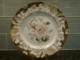 Masons Patent Ironstone China Peony Tree Dinner Plate c1930, Imari style... - $64.35