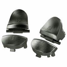 ZedLabz aluminum alloy metal L2 R2 trigger & L1 R1 buttons for PS4 contr... - $18.45 CAD