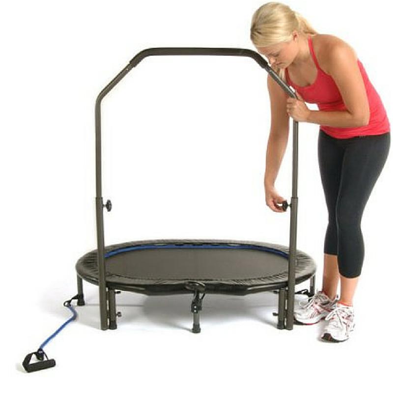 Fitness Trampoline Dvd: Indoor Fitness Trampoline Jogger Sport DVD Exercise