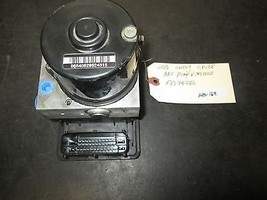 12 Chevy Cruze Abs Pump & Module #13370786 *See Item Description*  - $77.20