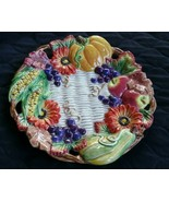 "Fitz and Floyd Classics Autumn Bounty Canape Plate Fall Thanksgiving 9.5""  - $23.36"