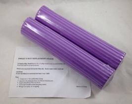 NIP Sweep & Mop Replacement Heads Set of 2 Leng... - $14.95
