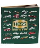 Book 2014 50th Anniversary Hess Toy Truck Hard ... - $148.45