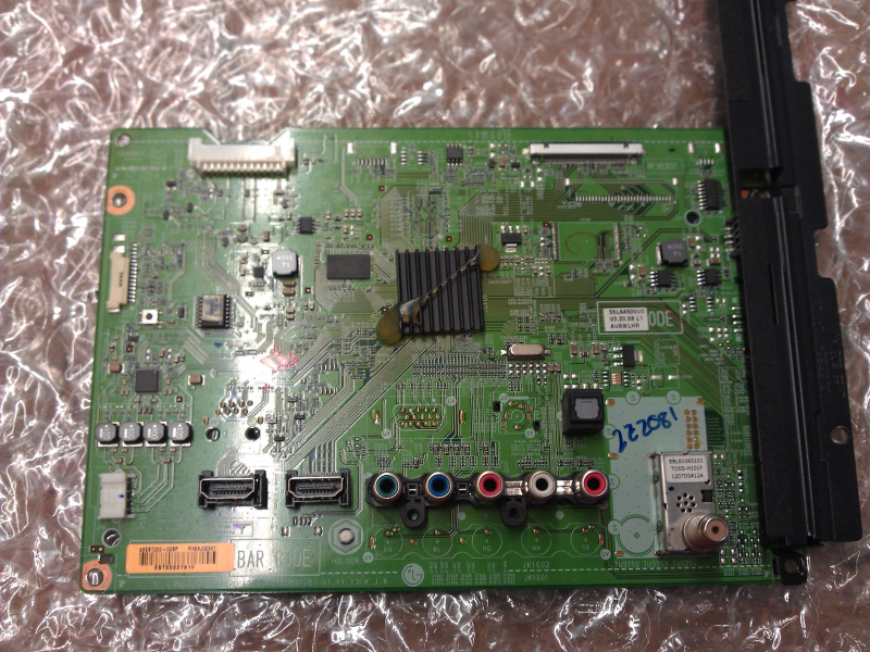 EBT62227810 Main Board From LG 55LS4500-UD.AUSWLHR LCD TV