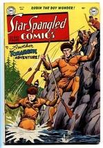 Star Spangled #112 1951-DC-Tomahawk-Robin-Capt Compass-high grade - $236.44