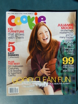 Cookie Magazine October - November 2007 Julianne Moore - $4.99