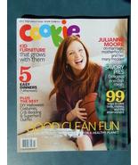 Cookie Magazine October - November 2007 Julianne Moore - $4.99