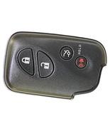 Smart Remote Key Fob 4 Button for 2010 - 2014 Lexus LS460 HYQ14ACX - $133.64