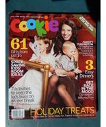 Cookie Magazine December 2007 - January 2008 Christy Turlington - $4.99