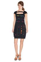 Pygmees Paris: Crystal Colors Globe Dress - $129.00
