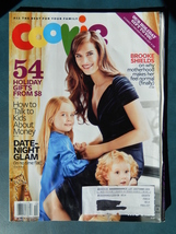 Cookie Magazine December 2008 -January 2009 Brooke Shields - $4.99