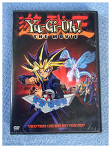 Used Yu-gi-oh the Movie DVD - $5.00