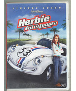 Herbie: Fully Loaded (DVD, 2005)  Free shipping - $5.87
