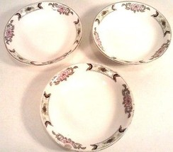 3 VINTAGE SMALL HOMER LAUGHLIN PORCELAIN BOWLS ... - $9.94