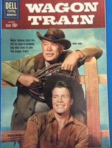 WAGON TRAIN #8 (1961) Dell Comics VERY FINE - $24.74
