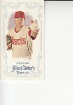 An item in the Sports Mem, Cards & Fan Shop category: Tyler Skaggs 2013 Topps Allen & Ginter Mini Card #105