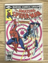 The Amazing SPIDER-MAN #201 Vf+ Marvel Comics Punisher Appearance - $19.95