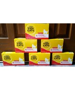 24 Purina TIdy Cats Litter Box Liners-Multiple Cats Lot 6 boxes Heavy Du... - $45.51