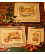 Summer Dreams Dawna Barton Cross Stitch Patterns - $5.00