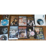 Set of 11 old time mystery Dvd Sherlock Holmes John Wayne W C Fields Ann... - $19.57