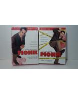 Monk: Season 1 & 2 (2006) 8 Disk Set - $57.00