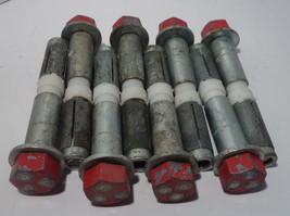 Hilti HSL M16/25 Concrete Anchors Lot of 8 - $56.97