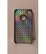 Aimo Premium Chrome Aluminum Hard Case for Apple iPhone 4/4g/4s Silver NEW - $1.28