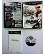 NASCAR 2005: Chase for the Cup [Nintendo GameCube, 2004] wii racing driving game